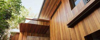 Villa moderne en bois